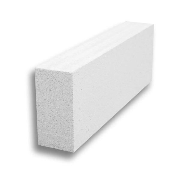 Блок газобетонный D500 625х125х250