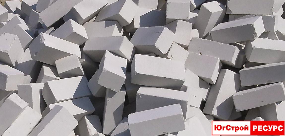 Купить силикатный кирпич в Крыму